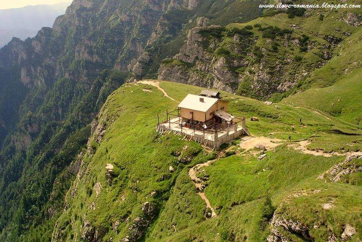 Cabana Caraiman, Bucegi - Romania