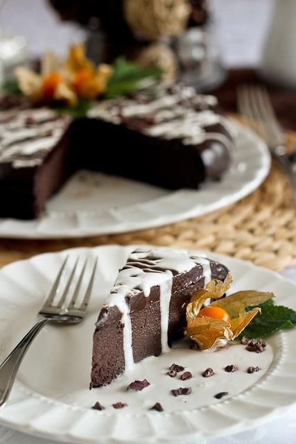 ... Chocolate Cakes, Flourless Chocolate Cakes and Healthy Chocolate Cakes