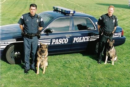 Pasco Washington Police - One small town's police have killed more people than police in Germany and the UK combined