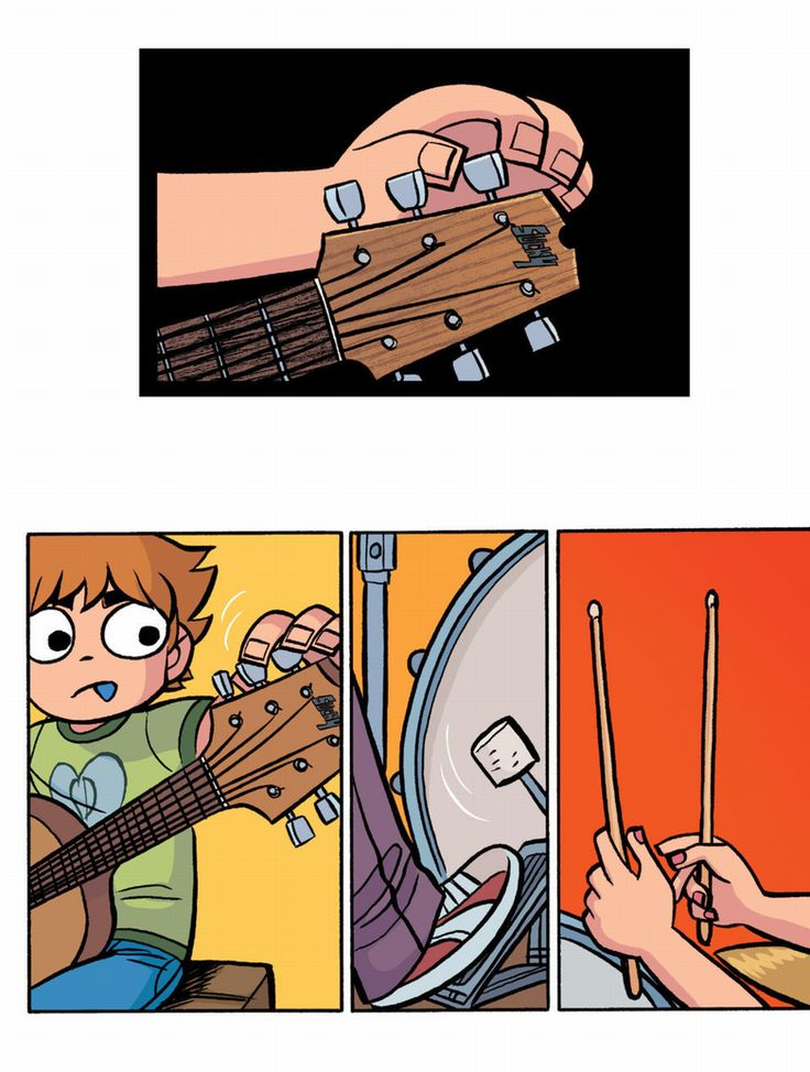 Scott Pilgrim´s Finest Hour Vol. 6 Pag-231 by Bryan Lee O´Malley (2010)