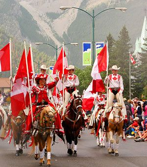 canada day pictures | Canada Day Parade