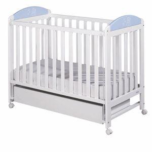 Cuna Micuna Bohem Blanco Cielo. Durante varios años, la cuna será el sitio más usado por tu bebé, por eso la seguridad junto al diseño son los dos rasgos fundamentales de este modelo de Micuna.