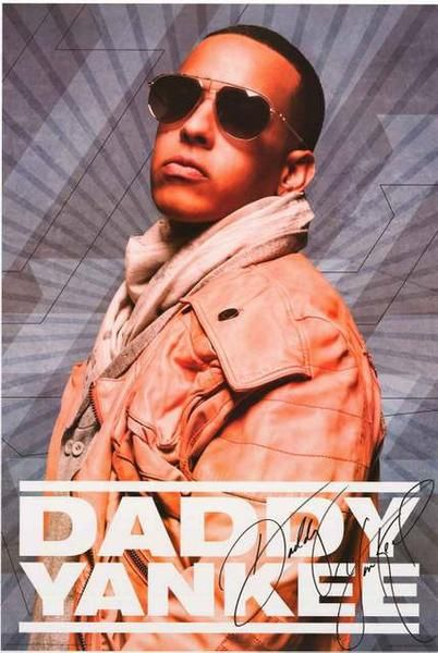 A fantastic poster of Ramon Rodriguez - a.k.a. Latin Hip Hop / Reggaeton king Daddy Yankee! Fully licensed - 2012. Ships fast. 24x36 inches. Need Poster Mounts..? su1099 nmr241099