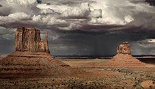 Deserts Panoramic
