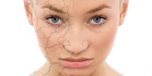 i cambiamenti della pelle