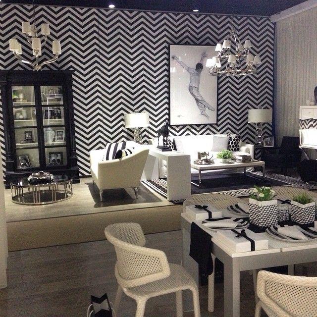 #DineWithDesign #black #white #monochrome #dinner #furniture #interiordesign  #interior #design #homedecor #home #decor #decoration #interiordesigner ...