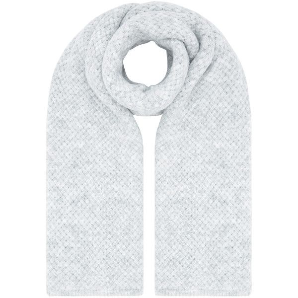 Accessorize Basketweave Blanket Scarf ($49) ❤ liked on Polyvore featuring accessories, scarves, wrap shawl, accessorize scarves, blanket wrap scarf and blanket scarf