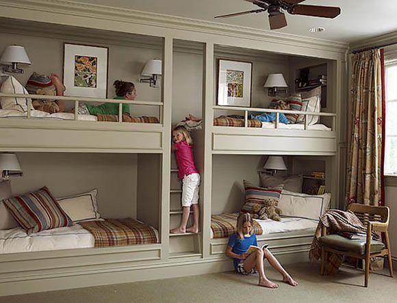 Underbara Inbyggda Våningssängar för Bal foto - 5
