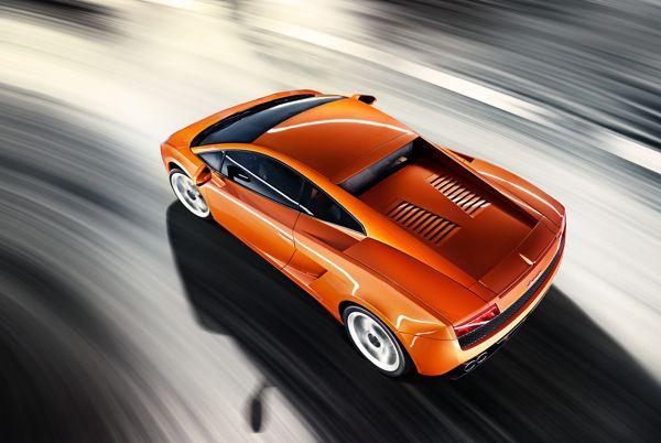 Lamborghini Gallardo for SCC on Behance