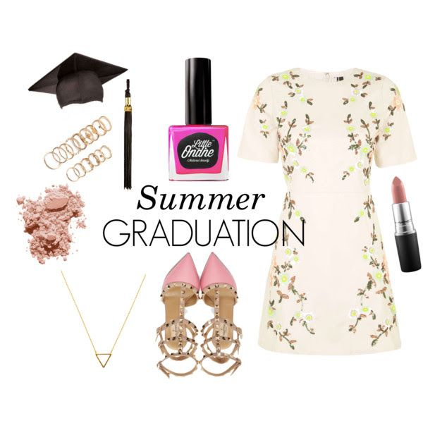 Finished university? Congratulations! Keep your summer graduation outfit fresh with a pop of pink - get the look with Little Ondine's Bang Bang http://ow.ly/PxTti   ...Psssst! 10% off the whole Pop Art collection until 31.07.15 only!