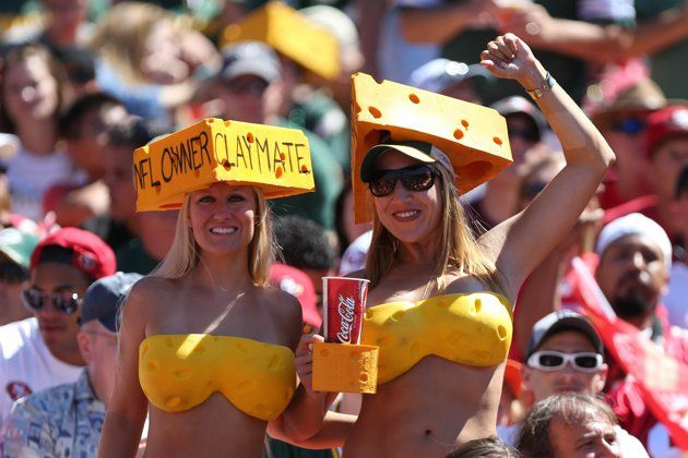 Green Bay Packers fans
