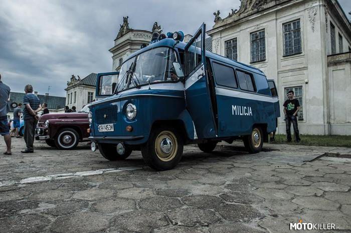 Nysa ZOMO – Zlot pojazdów zabytkowych w Radzyniu Podlaskim.