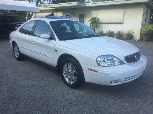 2005-Mercury-Sable-LS-Premium-Edition-4-Door-Touring-Sedan