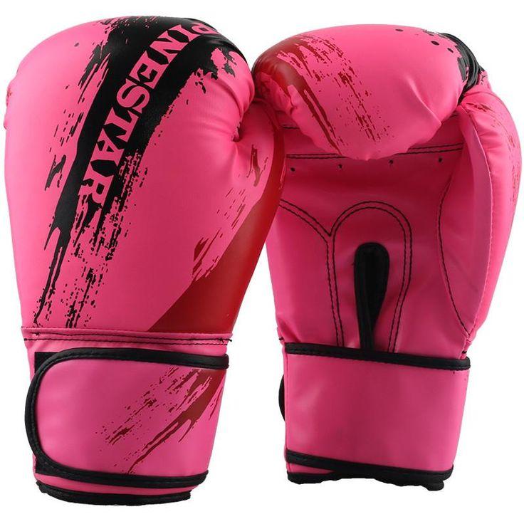 8oz/10oz Boxing Gloves MMA Taekwondo fight Kick Muay Thai Karate