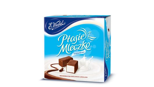 Pequeños malvaviscos gourmet con una inigualable consistencia espumosa sabor crema cubiertos de delicioso chocolate de leche. Esta delicia siendo de los postres más reconocidos y tradicionales es algo que nunca falta en la mesa polaca.