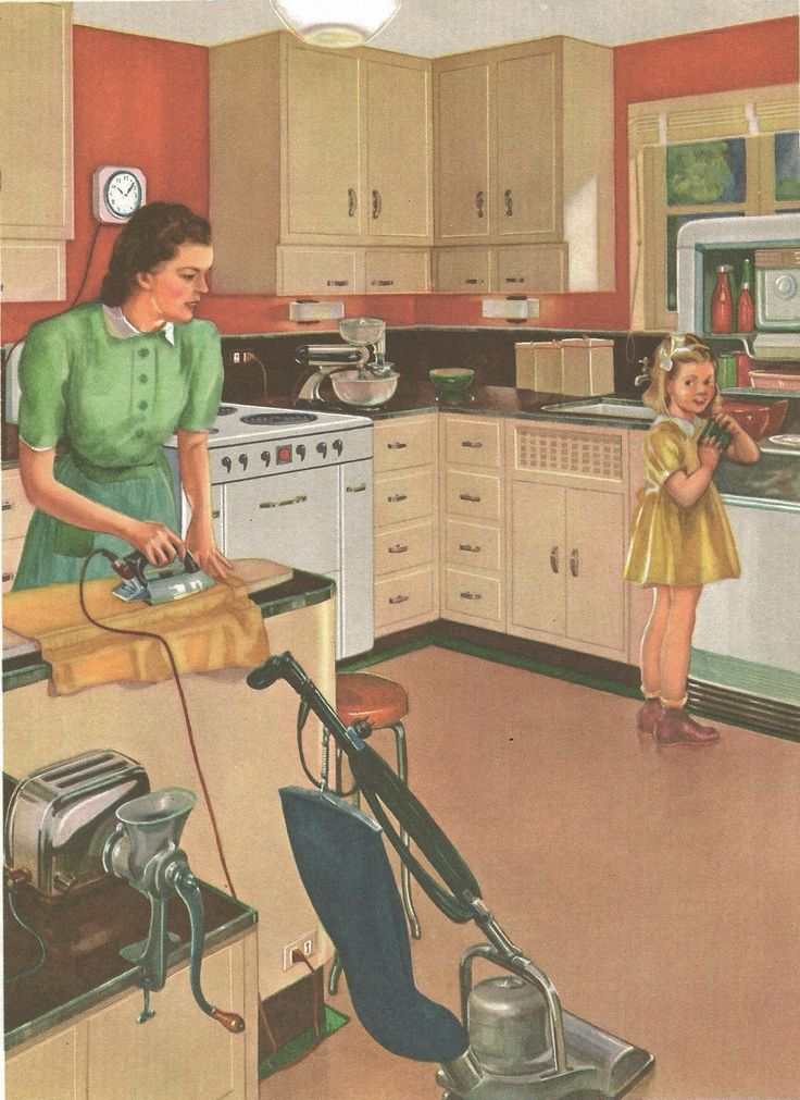 Прикольные смыслом, открытки домохозяйки