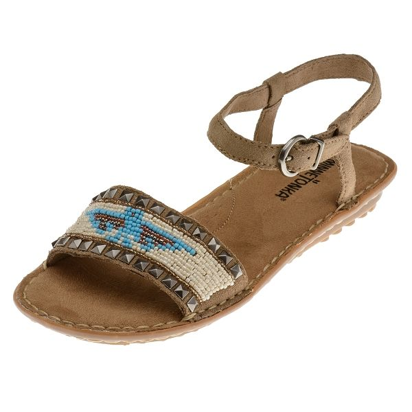 Chaussures - Sandales Entredoigt Minnetonka csbfGP4ZI