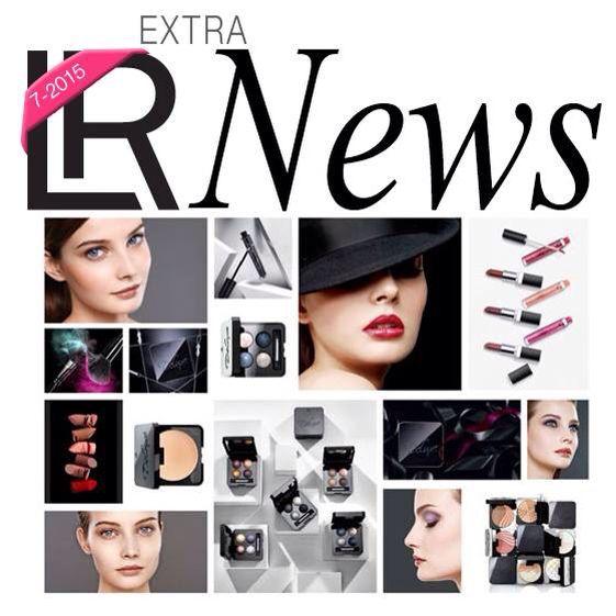 Nya make up är här nu 1 juli-15