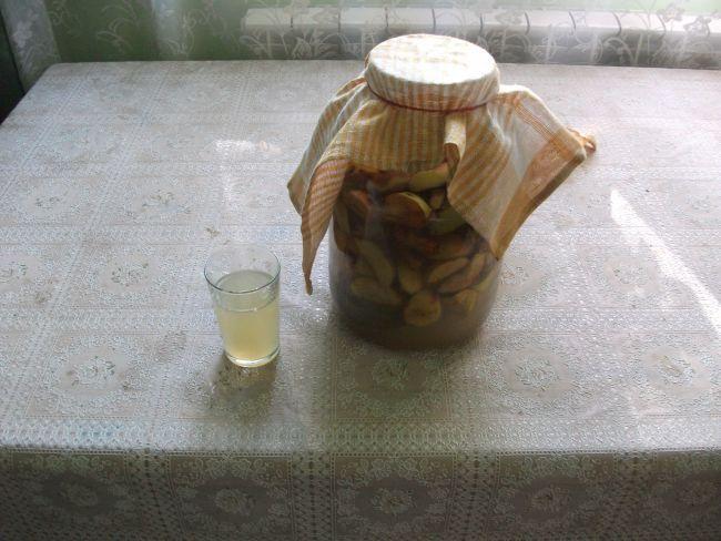 Pyszny kwas jabłkowy, przepis Agnieszki Słomy ze Starej Wsi