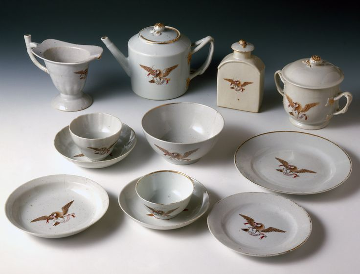 201 Best American Tea Ware Images On Pinterest China