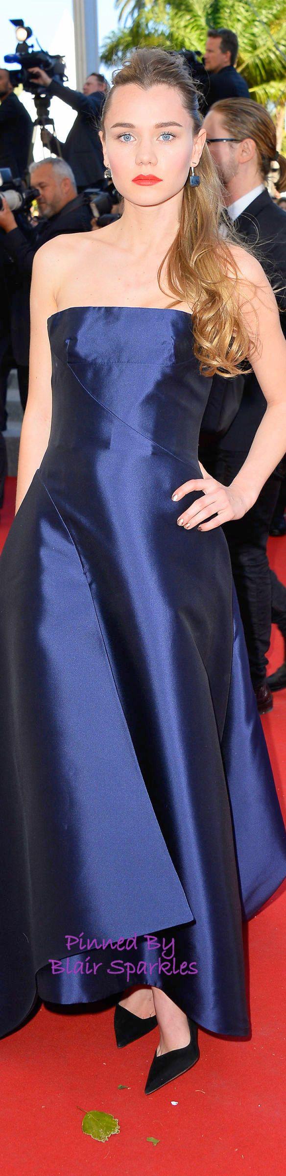 Imogen Waterhouse in Dior CANNES 2015 Red Carpet | ♕♚εїз BLAIR SPARKLES