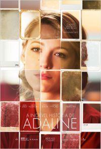 A Incrível História de Adaline é um filme incrível sobre tempo vivido, não envelhecer pode te trazer benefícios mas ver um filho seu envelhecer e vc não é uma lição de vida... Não que seja real, mas a Blake sempre arrasa