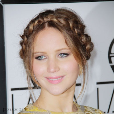 Best Wedding Hair Images On Pinterest Braids Milkmaid Braid - Diy hairstyle knotted milkmaid braid