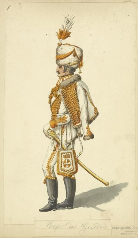 Kingdom of Naples Corps of Guides 1810-12