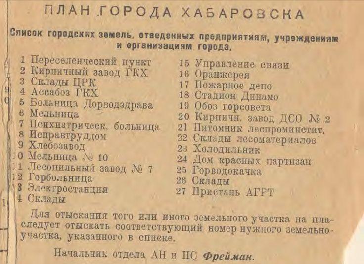Планы Хабаровска 1910 и 1933 : naslednik_dv