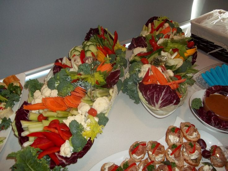 Pepperberry Veggie Platters