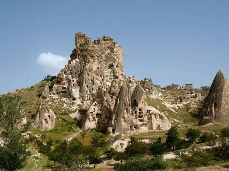 Come to Cappadocia for a day rather than being regretful after seeing the photos in Istanbul...