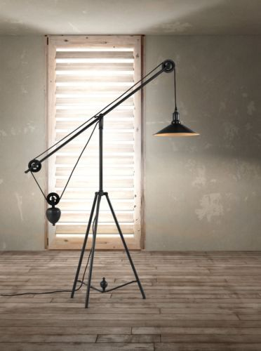 Vintage Industrial Floor Lamps And Industrial On Pinterest
