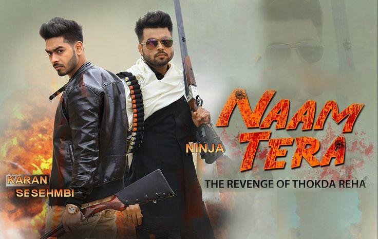 Ninja is back with his new song Naam Tera.  http://www.lyricshawa.com/2016/02/naam-tera-lyrics-ninja-karan-sehmbi/