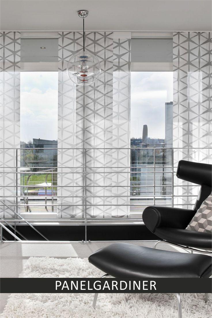 Panelgardiner | Stort udvalg af gardiner hjem til dig