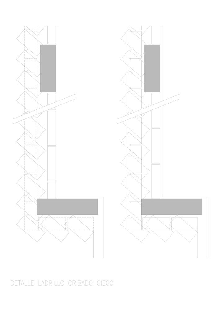 Gallery of 16 Details of Impressive Brickwork - 80