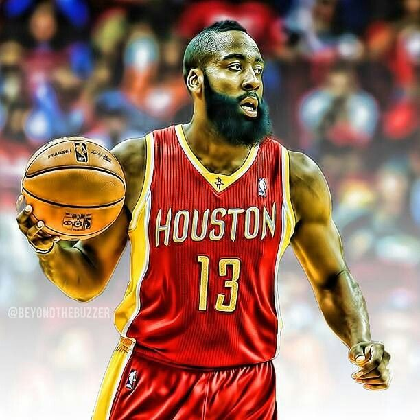 James Harden Nba Records: 15 Best Houston Rockets Players I Like Past-present Images