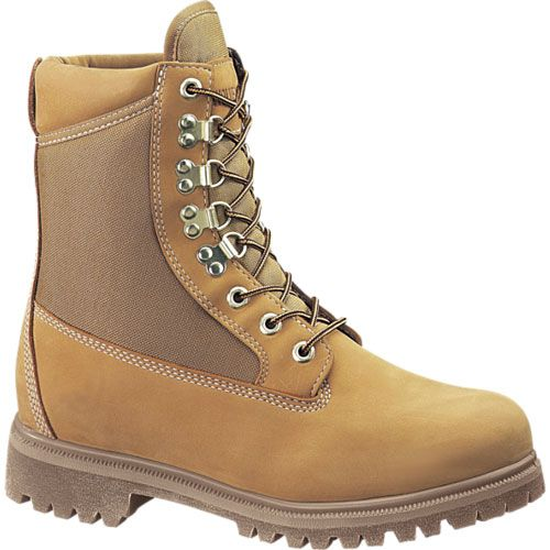 W01199 Wolverine Men's Comfort SR WP Work Boots - Gold