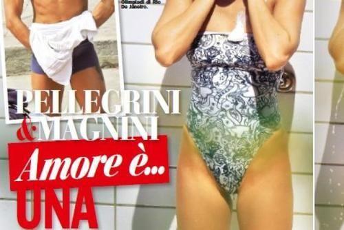#Spettacoli: #Federica Pellegrini e Filippo Magnini: doccia di coppia dopo gli allenamenti (FOTO) da  (link: http://ift.tt/1T8RJTy )