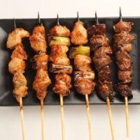 Kip Yakitori recept