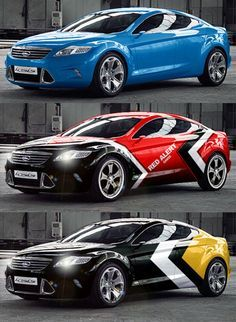 20+ Car Pimping and Tuning Photoshop Tutorials