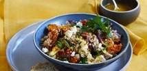 Cous Cous with Roast Vegetables