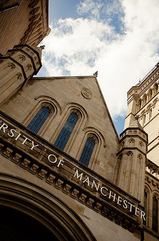 University of Manchester | 21 Beautiful Universities In The UK Where You Can Get Married