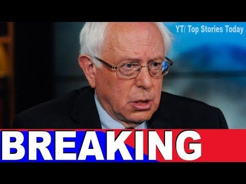 The FBI Just Hits Bernie Sanders With Very Bad News, You'll Cheer