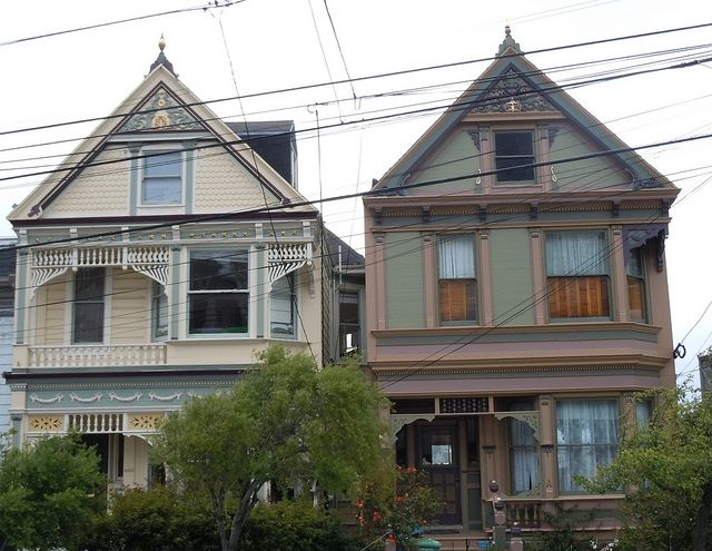 1000 Images About Victorian Queen Anne Revival Homes On