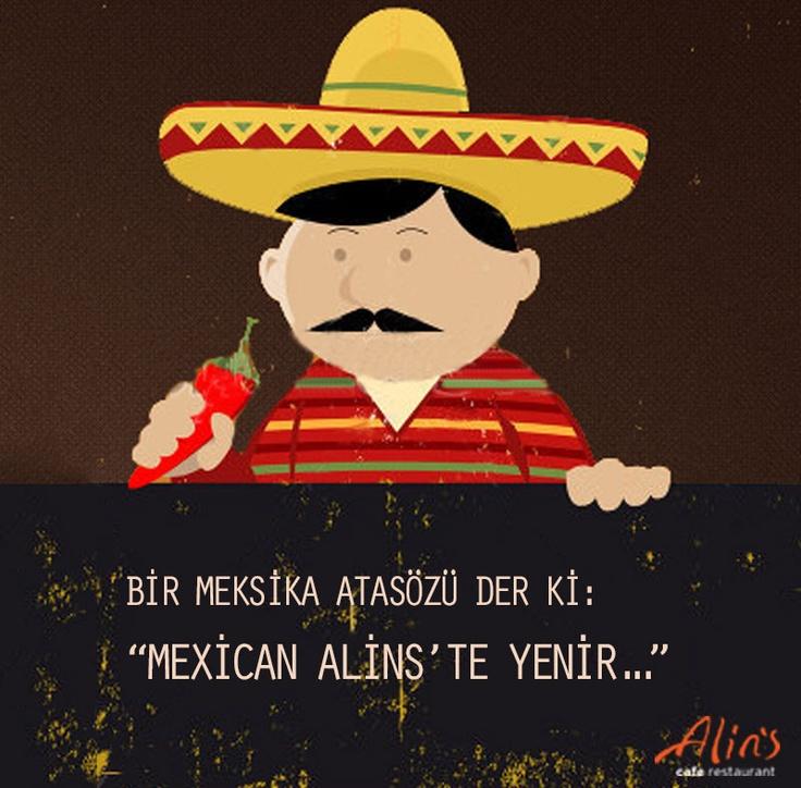 Mexicalıların, Mexican Tadını Tutturmaya Çalışma Hayali Çook Eskilere Dayanır… Mexi Can Alinsgil'in İlk Mexican'ı Pişirdiği Günden Beridir Tüm Meksikalılar Bu Hayalle Yaşıyor  Bi Kere de Ata Sözü Dinleyin !