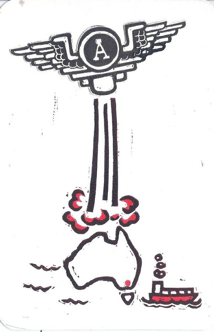 """Vivienne Tate. """"Faster By Air"""" Linocut. $100.00"""