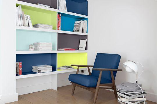 Les 25 meilleures id es de la cat gorie repeindre un meuble vernis sur pinterest peindre de - Peindre meuble ikea melamine ...