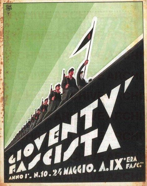 Cesare Gobbo Gioventù Fascista, 1931