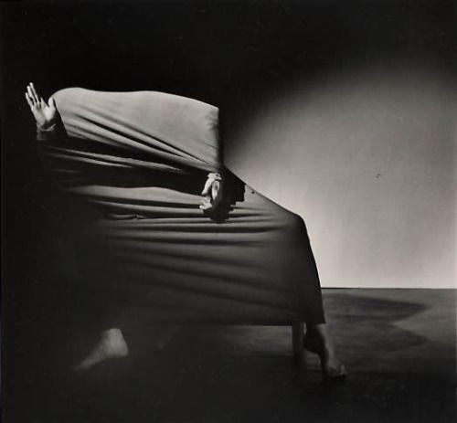 hauntedbystorytelling:  Barbara Morgan :: Martha Graham in...