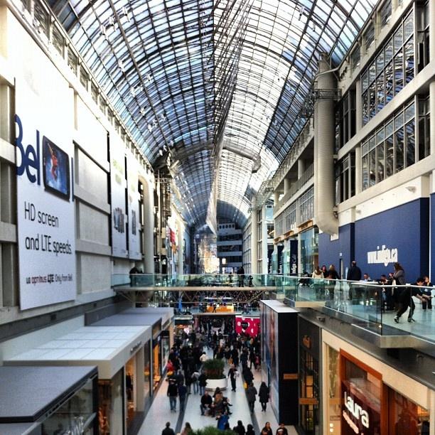 Eaton's Center Toronto